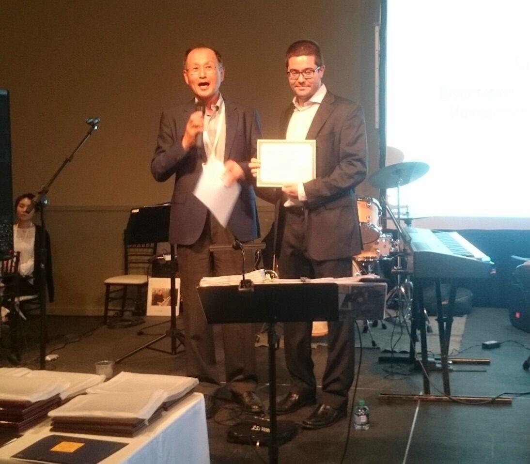 paul caspi dissertation award
